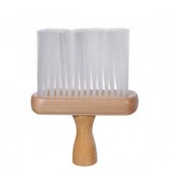 Cepillo Barbero Madera Bifull.