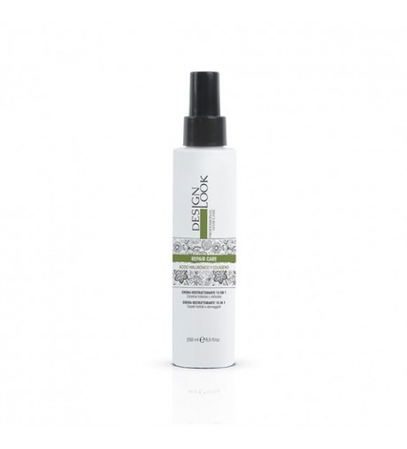 Crema Reestructurante 10 en 1 Repair Care Design Look 250 ml.