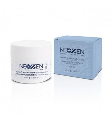Crema Super Hidratante Profesional Face Care Neozen 50 ml.