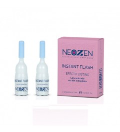 Ampollas Instant Flash Profesional Face Care Neozen 2 x 3 ml.