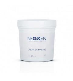 Crema de Masaje para todo tipo de pieles Neozen 1000 ml.