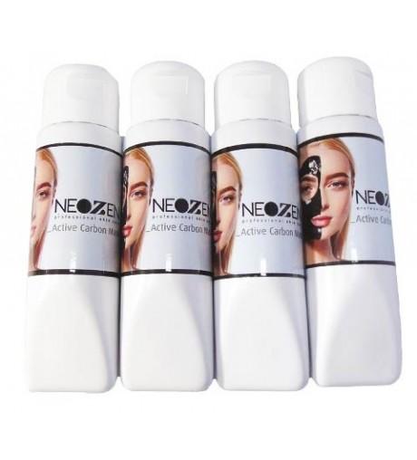 Mascarilla Carbón Activo Profesional Skin Care Neozen.