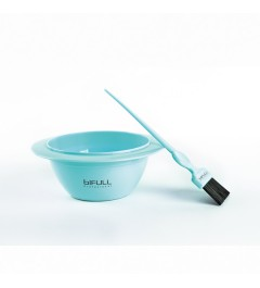 Set Bowls de tinte y pelatina ergonómica Bifull.