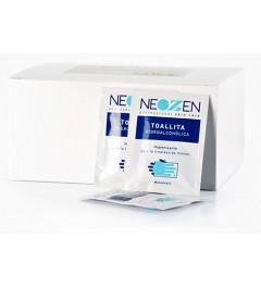 Toallita Hidroalcohólicas Neozen 100 unidades.